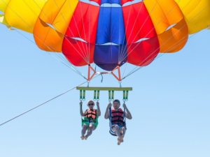 Parasailing Ocean City Maryland